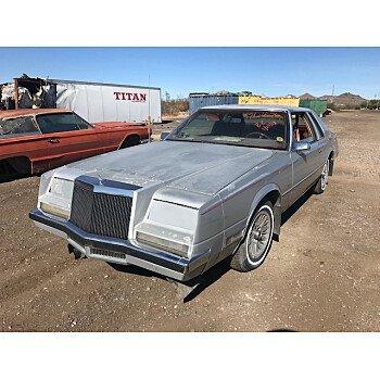 1981 Chrysler Imperial for sale 100973987