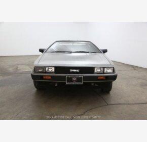 1981 DeLorean DMC-12 for sale 101067281