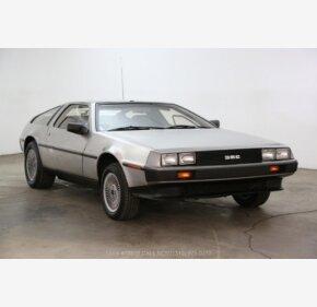 1981 DeLorean DMC-12 for sale 101110330