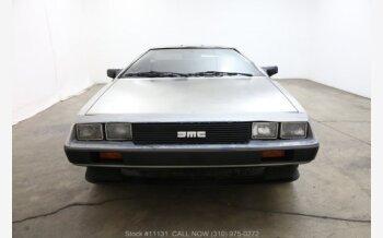 1981 DeLorean DMC-12 for sale 101184387