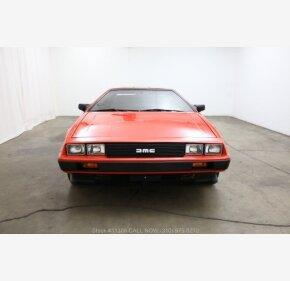 1981 DeLorean DMC-12 for sale 101215751