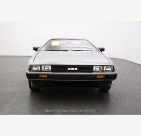 1981 DeLorean DMC-12 for sale 101360597