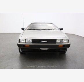 1981 DeLorean DMC-12 for sale 101361895