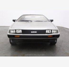 1981 DeLorean DMC-12 for sale 101377357