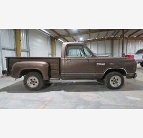 1981 Dodge D/W Truck for sale 101400119