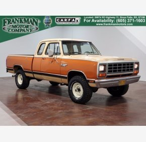 1981 Dodge D/W Truck for sale 101440173