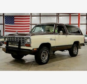 1981 Dodge Ramcharger AW 100 4WD for sale 101221689