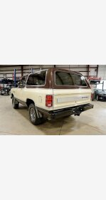 1981 Dodge Ramcharger for sale 101221689