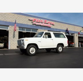1981 Ford Bronco for sale 101204516