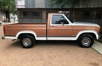 1981 Ford F100 2WD Regular Cab for sale 101267604