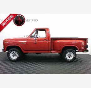 1981 Ford F150 for sale 101429704
