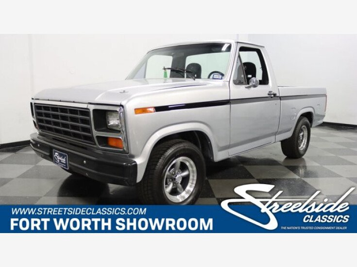1981 Ford F150 for sale 101530381
