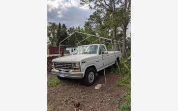 1981 Ford F350 2WD Regular Cab for sale 101560876