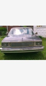 1981 GMC Caballero for sale 101004492