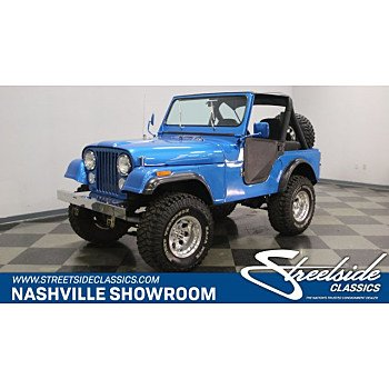 1981 Jeep CJ 5 for sale 101103295