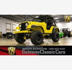1981 Jeep CJ 5 for sale 101066830