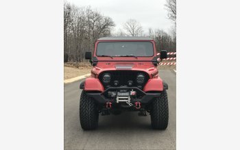 1981 Jeep CJ 7 for sale 101087847