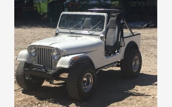 1981 Jeep CJ 7 for sale 101127506
