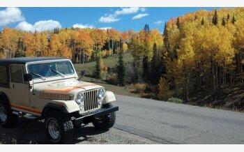 1981 Jeep CJ 7 for sale 101175224