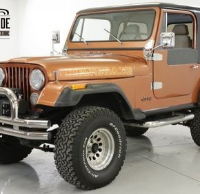 1981 Jeep CJ 7 for sale 101192852