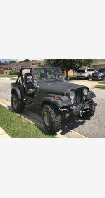 1981 Jeep CJ 7 for sale 101226508