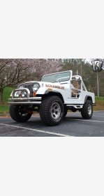 1981 Jeep CJ for sale 101251596