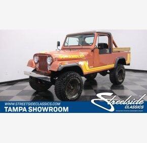 1981 Jeep CJ for sale 101292268