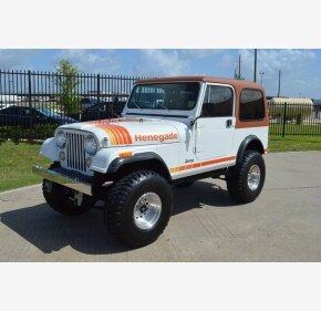 1981 Jeep CJ 7 for sale 101334938