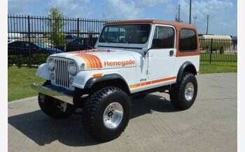 1981 Jeep CJ 7 for sale 101334938