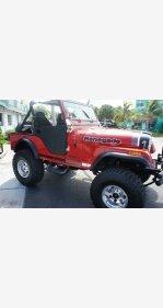 1981 Jeep CJ 5 for sale 101338653