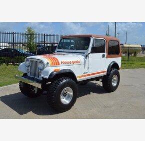 1981 Jeep CJ for sale 101346378
