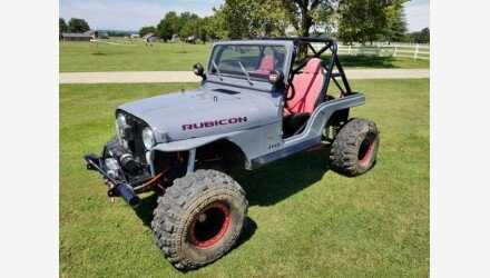 1981 Jeep CJ for sale 101347606