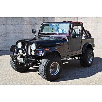 1981 Jeep CJ 7 for sale 101371738