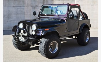 1981 Jeep CJ 7 for sale 101371738