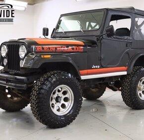 1981 Jeep CJ 5 for sale 101404230