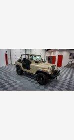 1981 Jeep CJ 7 for sale 101444972