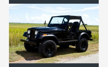 1981 Jeep CJ 5 for sale 101465526