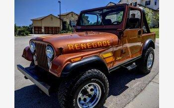 1981 Jeep CJ 7 for sale 101527223
