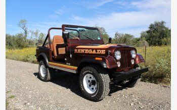 1981 Jeep CJ 7 for sale 101631993