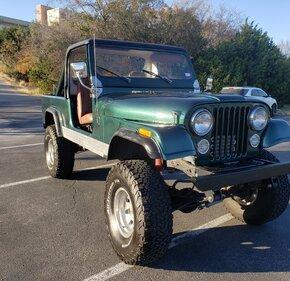 1981 Jeep Scrambler for sale 101077460