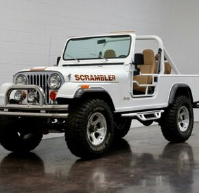 1981 Jeep Scrambler for sale 101088376