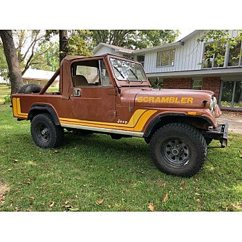 1981 Jeep Scrambler for sale 101210287