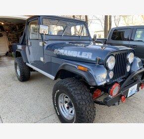 1981 Jeep Scrambler for sale 101273449