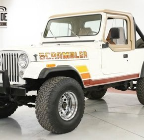 1981 Jeep Scrambler for sale 101274680