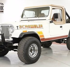1981 Jeep Scrambler for sale 101274680