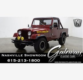 1981 Jeep Scrambler for sale 101285150