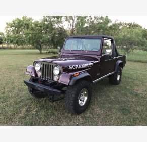 1981 Jeep Scrambler for sale 101299158