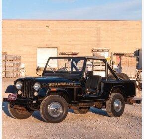 1981 Jeep Scrambler for sale 101311498