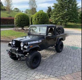 1981 Jeep Scrambler for sale 101325137
