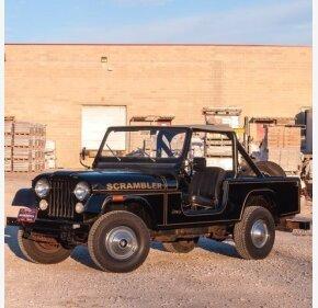 1981 Jeep Scrambler for sale 101341251